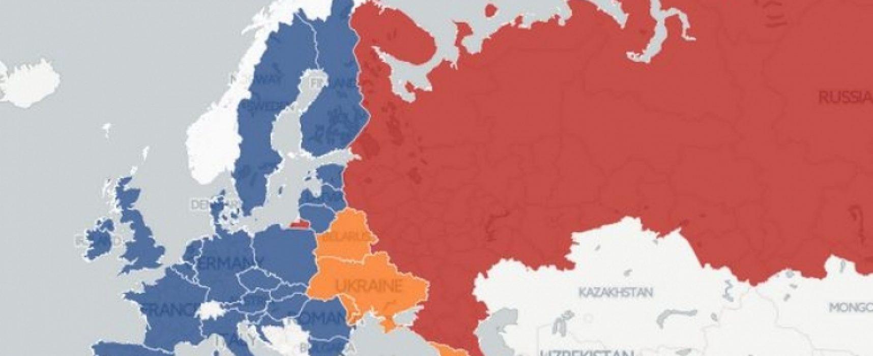 La Russie et l'Europe centrale et orientale: entre confrontations et connivences