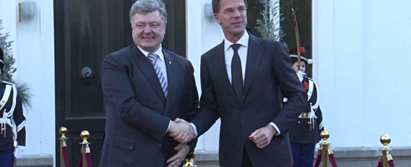 Invloedrijke adviesraad wil dat kabinet Oekraïneverdrag tekent, ondanks nee-stem