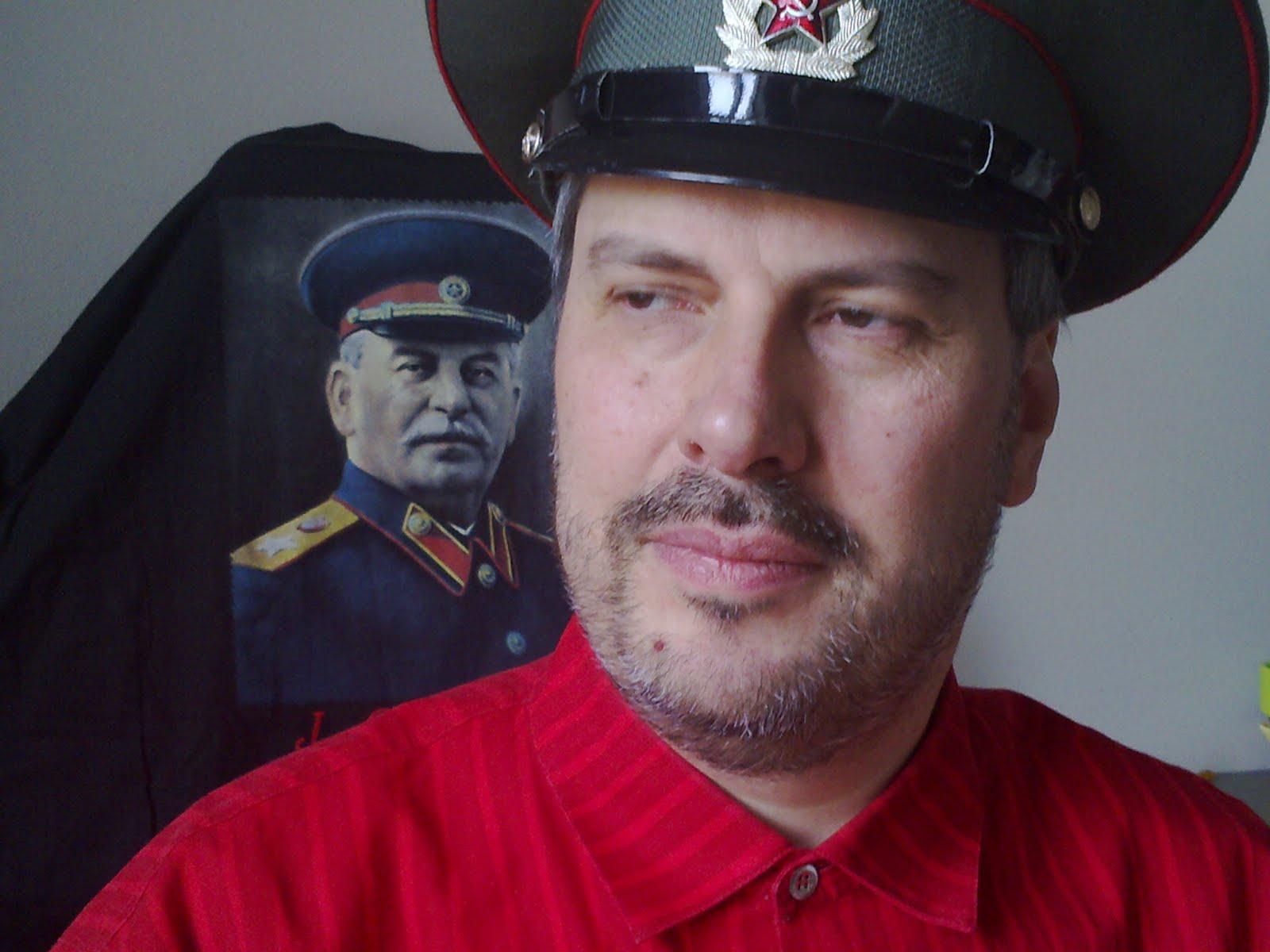 Bäckman's close associate Petri Krohn from his website, Antifacisti Blog