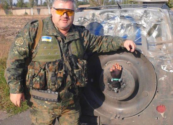 """Los medios rusos difundieron un fake sobre """"la mano cortada del combatiente"""""""