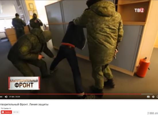 Ruská propaganda v akci. Jak probíhala diskreditační kampaň na adresu Člověka v tísni