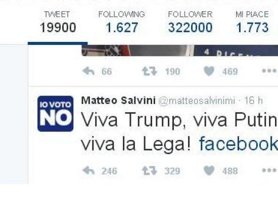 Referendum, Putin ed il futuro dell'Italia