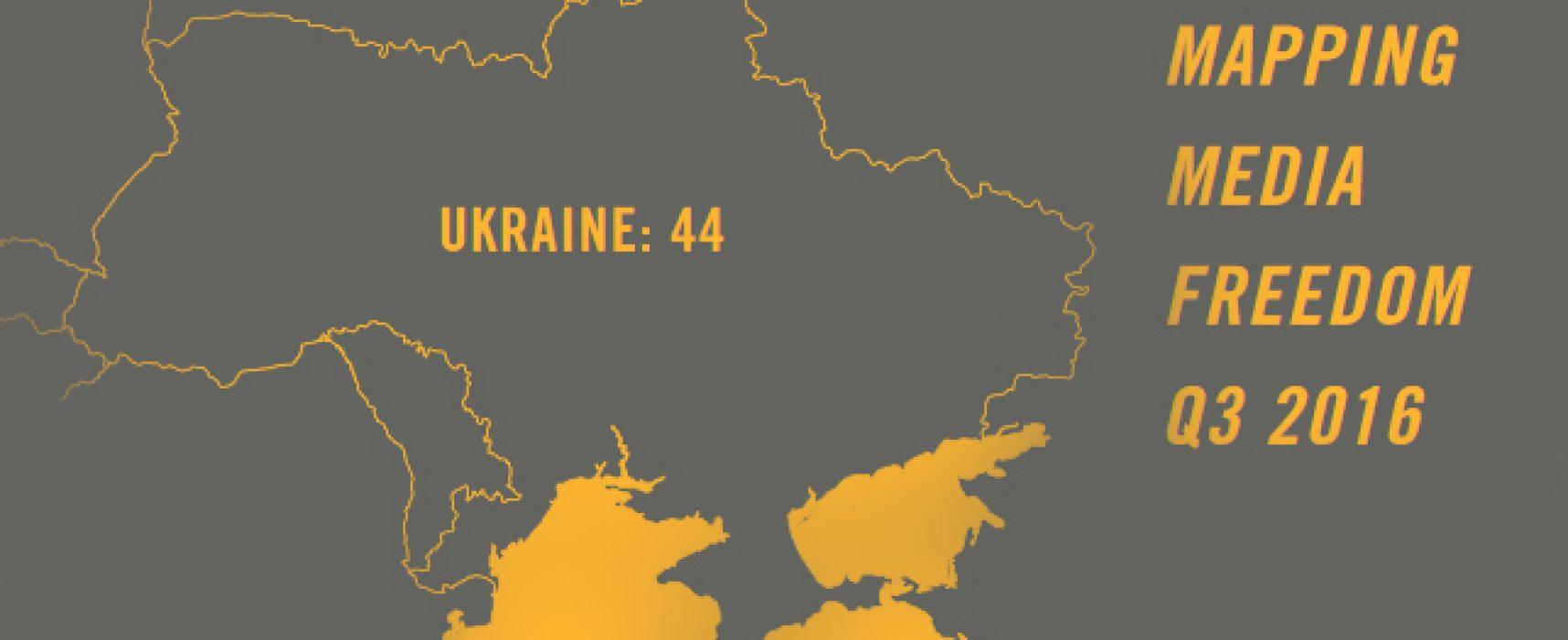 Mapping Media Freedom: как да отчитаме правилно агресията срещу журналистите