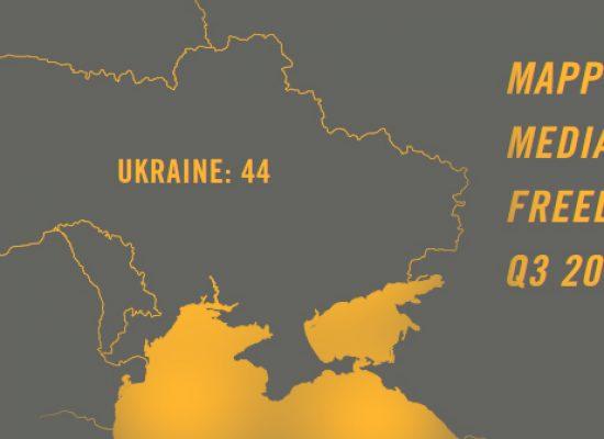Mapping Media Freedom: как правильно считать агрессию против журналистов