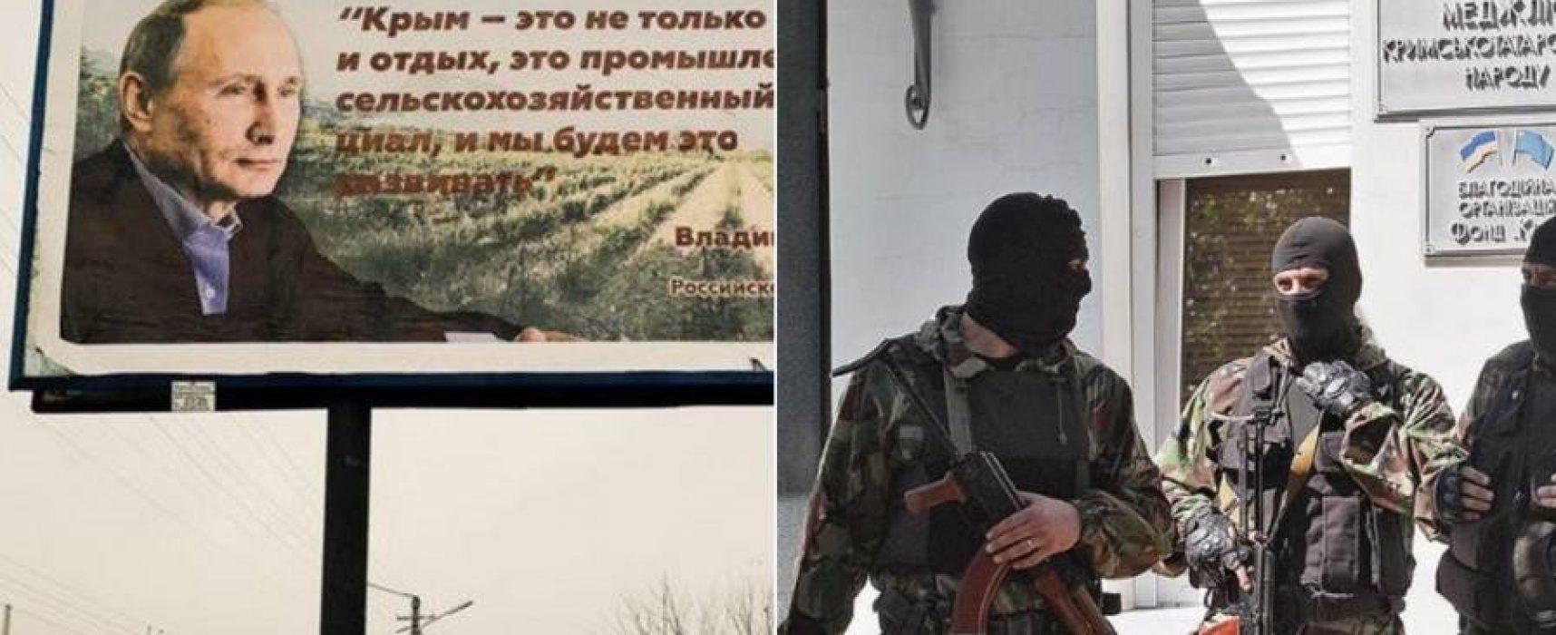 USA Today Parrots Kremlin Propaganda on Crimea