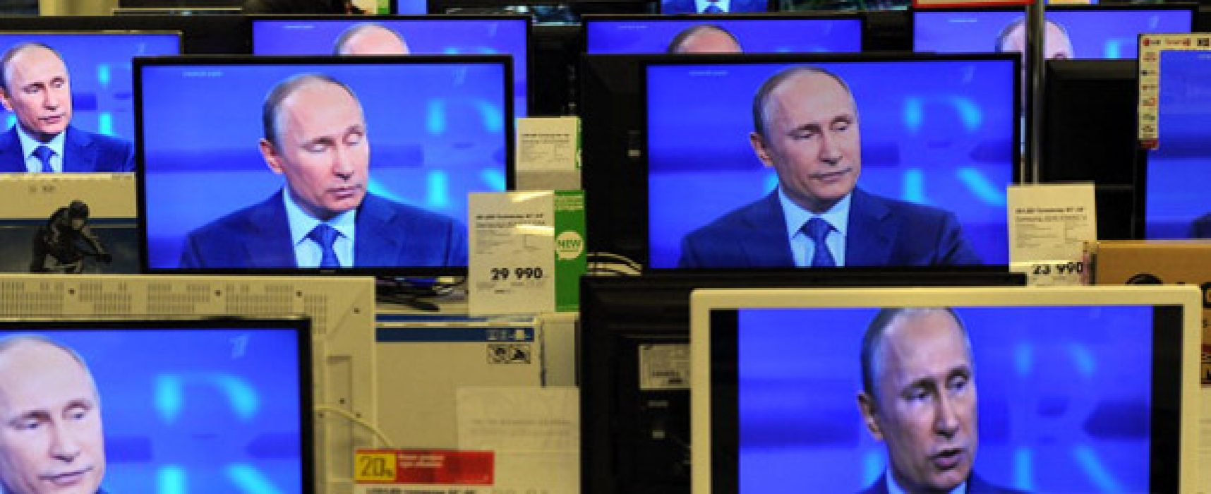 Judy Asks: Can Europe Defeat Russian Disinformation?