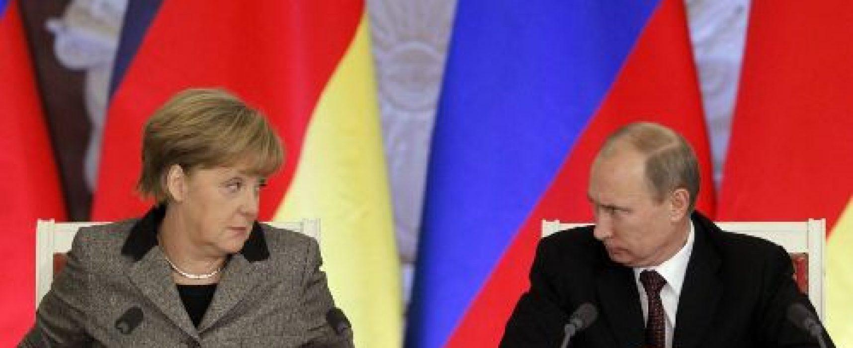 Меркель является главной мишенью российской пропаганды — эксперт