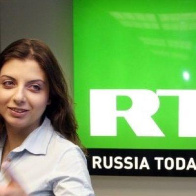 Margarita Simonyan, la joven dueña de la propaganda rusa
