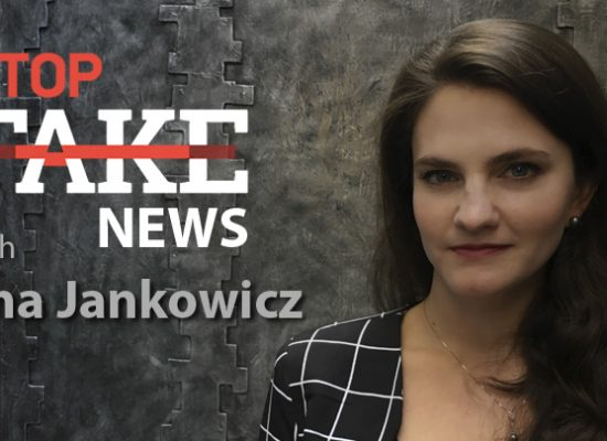 StopFakeNews #118 [ENG] with Nina Jankowicz