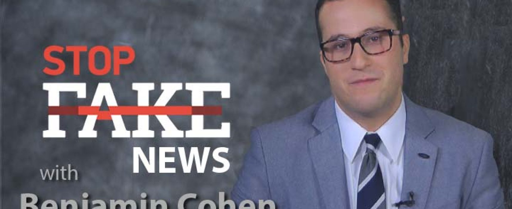 StopFakeNews #116 with Benjamin Cohen
