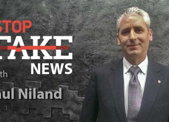 StopFakeNews #115 with Paul Niland