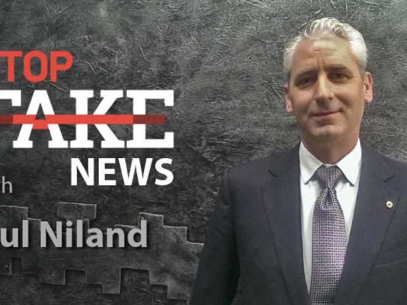 StopFakeNews #116 [ENG] with Paul Niland