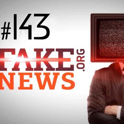 StopFakeNews #143. Дневники Геббельса и закон об исключительности украинского языка