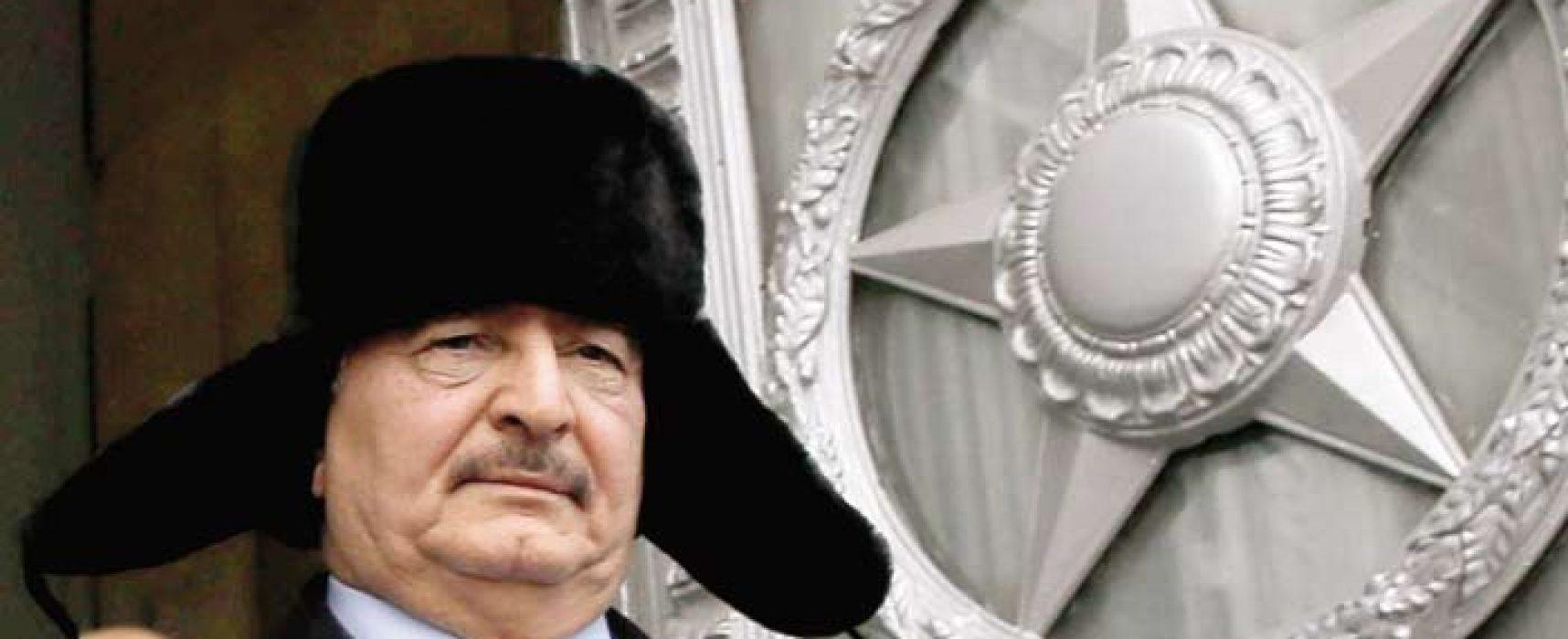 Russia, prossima fermata la Libia