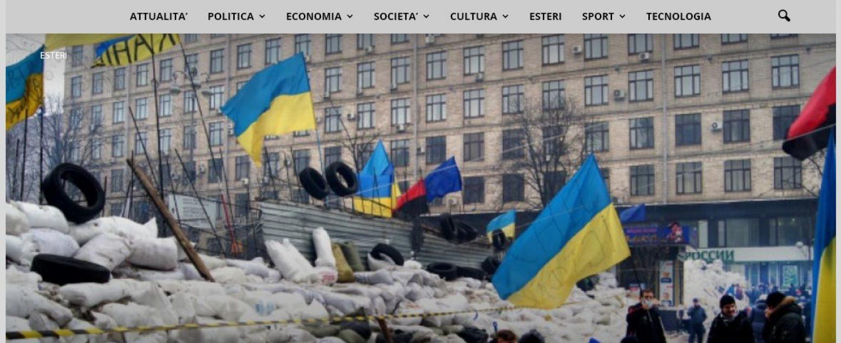 In Ucraina vogliono espellere gli Ebrei (FAKE)