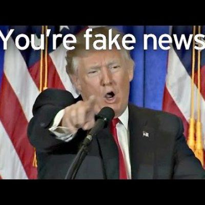 Letras Libres: Tú eres fake news