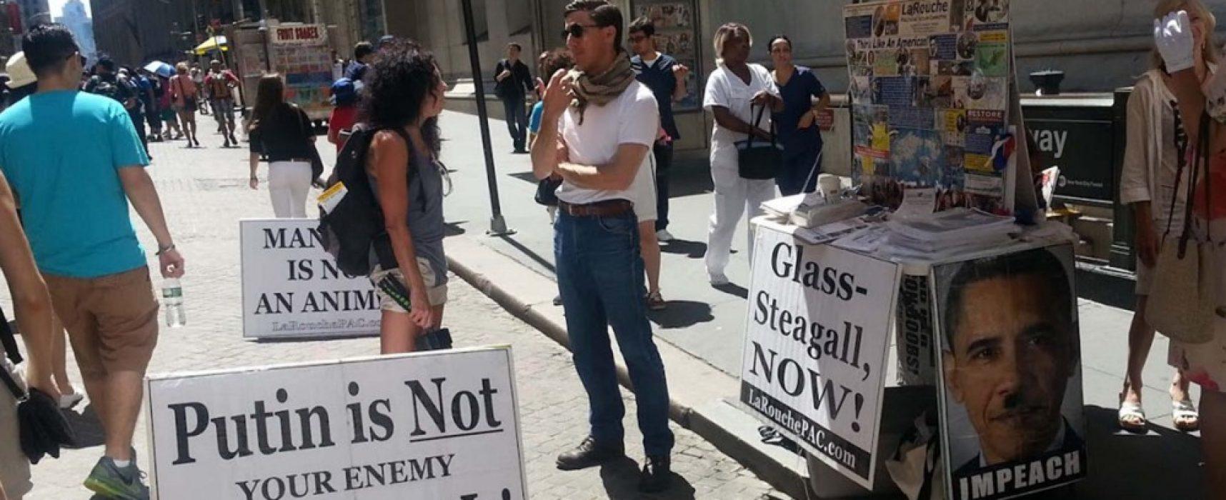 """""""Активисты в США против Обамы"""": кто все эти люди"""