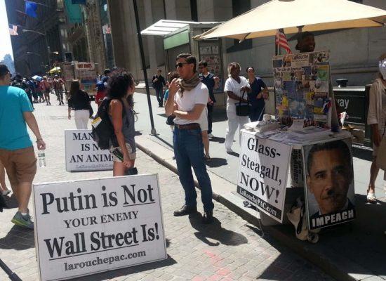 """""""Активисти в САЩ срещу Обама"""": кои са всички тези хора"""