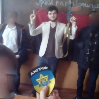 Фейк: в Краматорске украинские фашисты проводят «уроки русофобии»