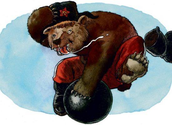Russische Propaganda – RT Deutsch – volles Rohr für den Kreml