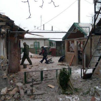 Falso: Los prorrusos de Donetsk controlan Avdiivka de nuevo