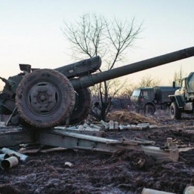 Analyse eines Zwischenfalls, wer und wozu beschießt jemand Donezk