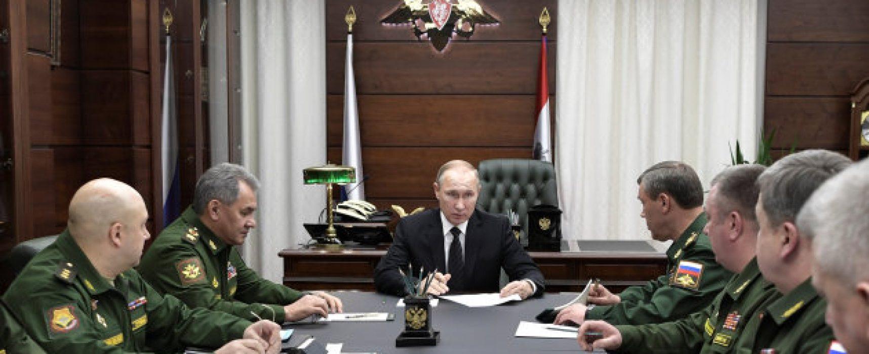 Répondre à l'attaque russe contre notre démocratie et nos valeurs