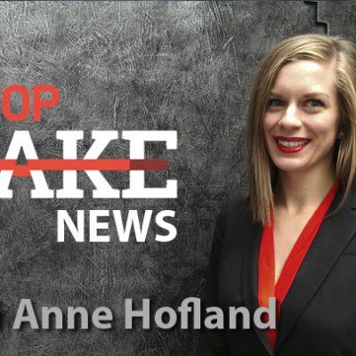 StopFakeNews #120 [ENG] with Christi Anne Hofland