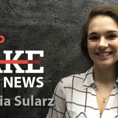 StopFakeNews #118 [ENG] with Cynthia Sularz