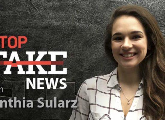 StopFakeNews #118 with Cynthia Sularz