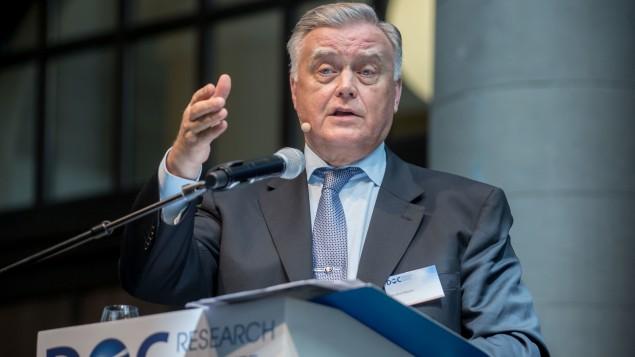 Wladimir Jakunin, Gründer des Politikinstituts