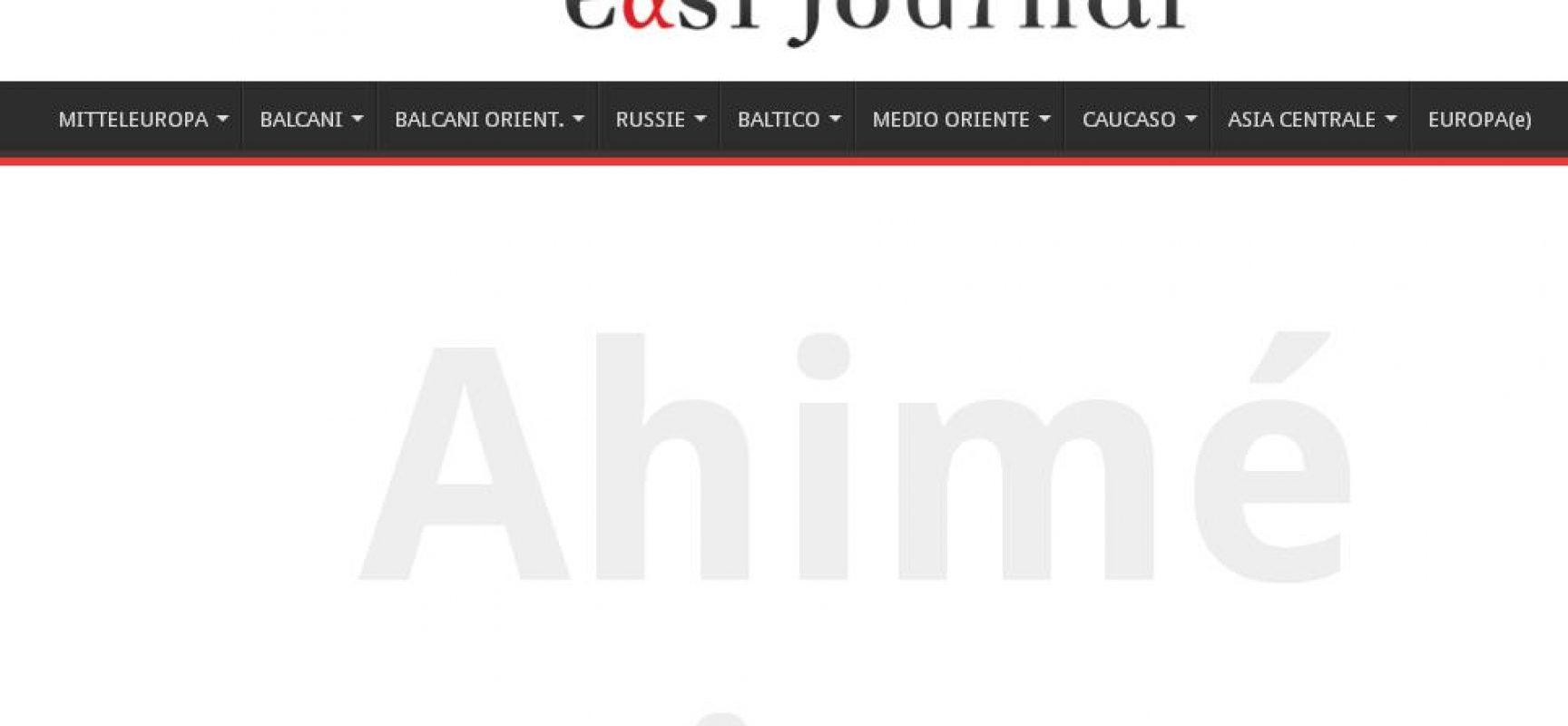 EastJournal e l'errore su Avdiivka