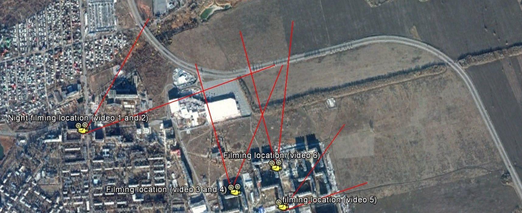 """Жив щит в Донецк: стрелят с """"Град"""" от място в непосредствена близост до жилищен квартал"""
