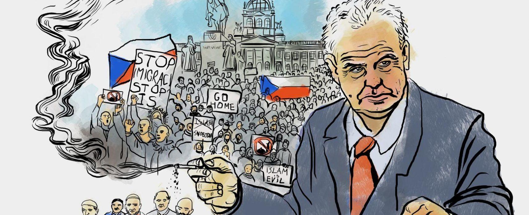 The Czech Republic's Phantom Muslim Menace