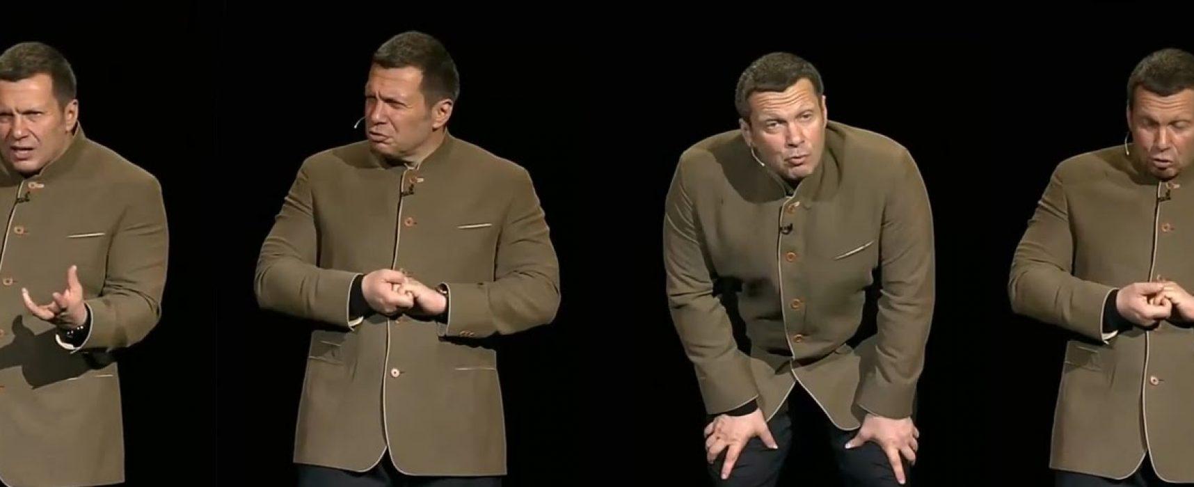 Игорь Яковенко: Телевизионные заградотряды