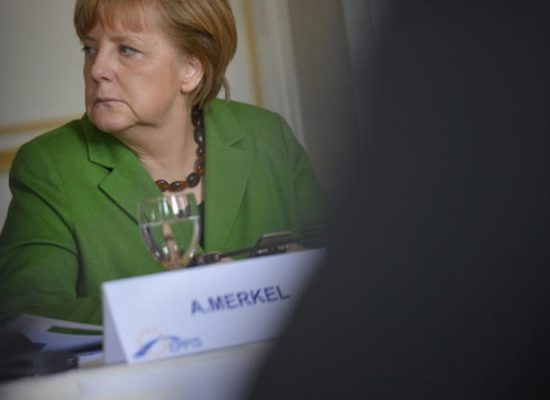 EU-Kommission: Merkel im Kreuzfeuer russischer Propaganda