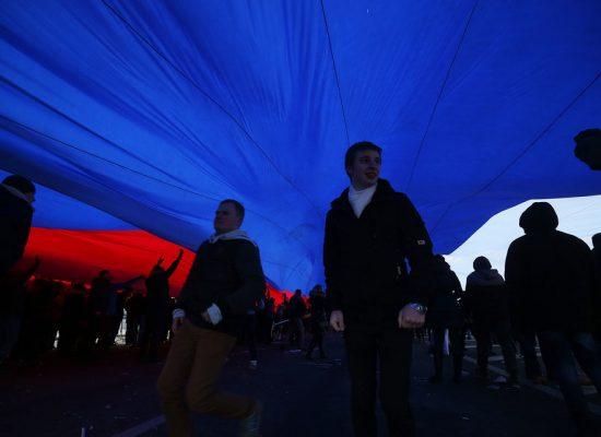 В России происходит тотальное упрощение массового сознания