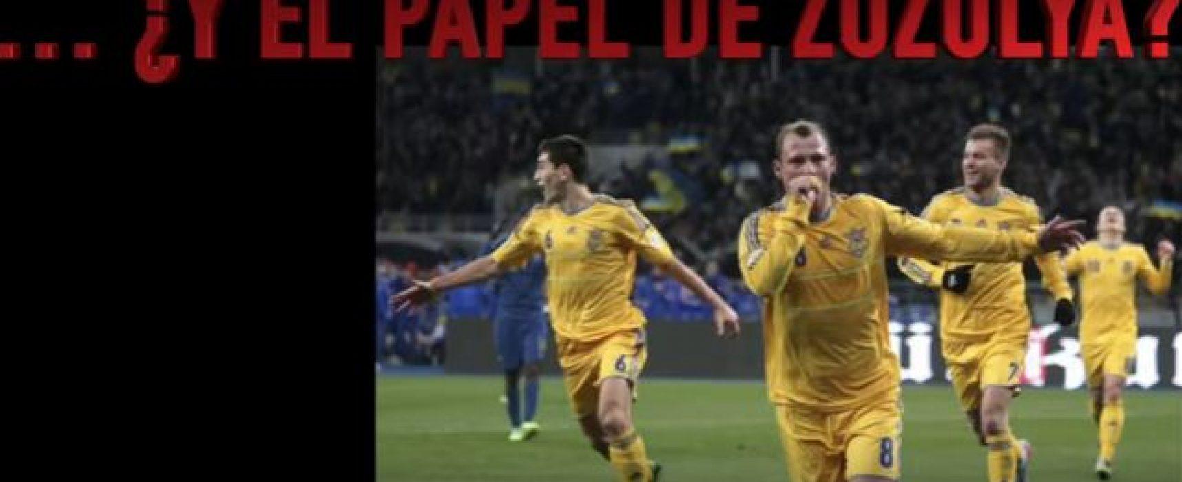 Zozulya, Putin ed i nazisti in Ucraina