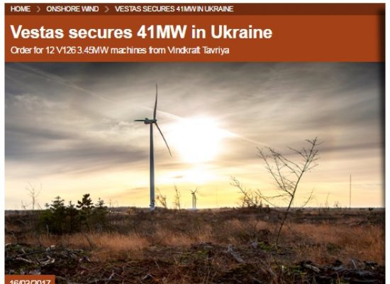 Fake: Ukrainians Ask for Electricity from Crimea