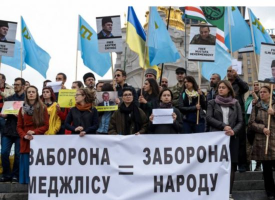 Russia slanders Crimean Tatar Mejlis & openly lies about Odesa, MH17 at Hague Court