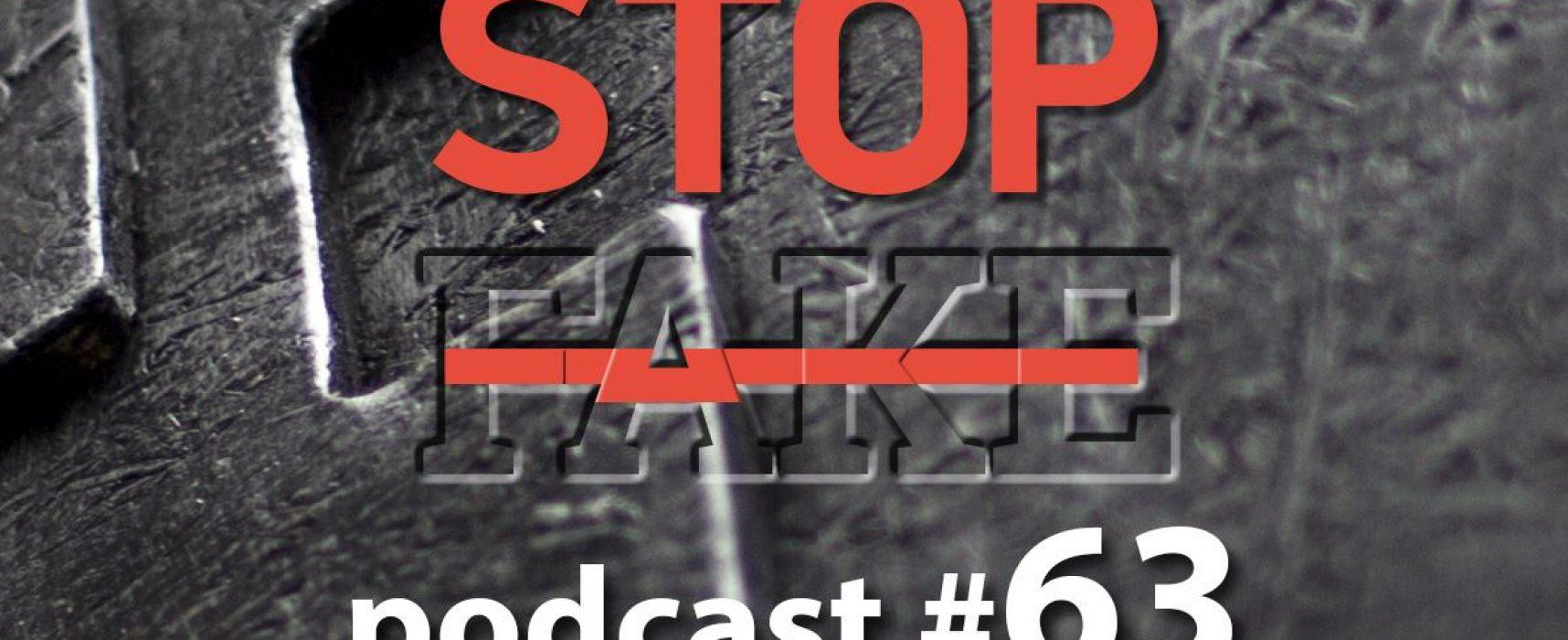 StopFake podcast #63