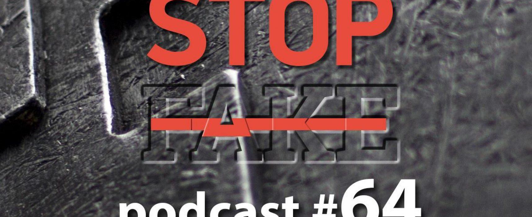 StopFake podcast #64