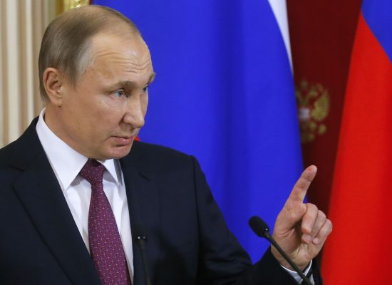 Six Immediate Steps to Stop Putin's Aggression
