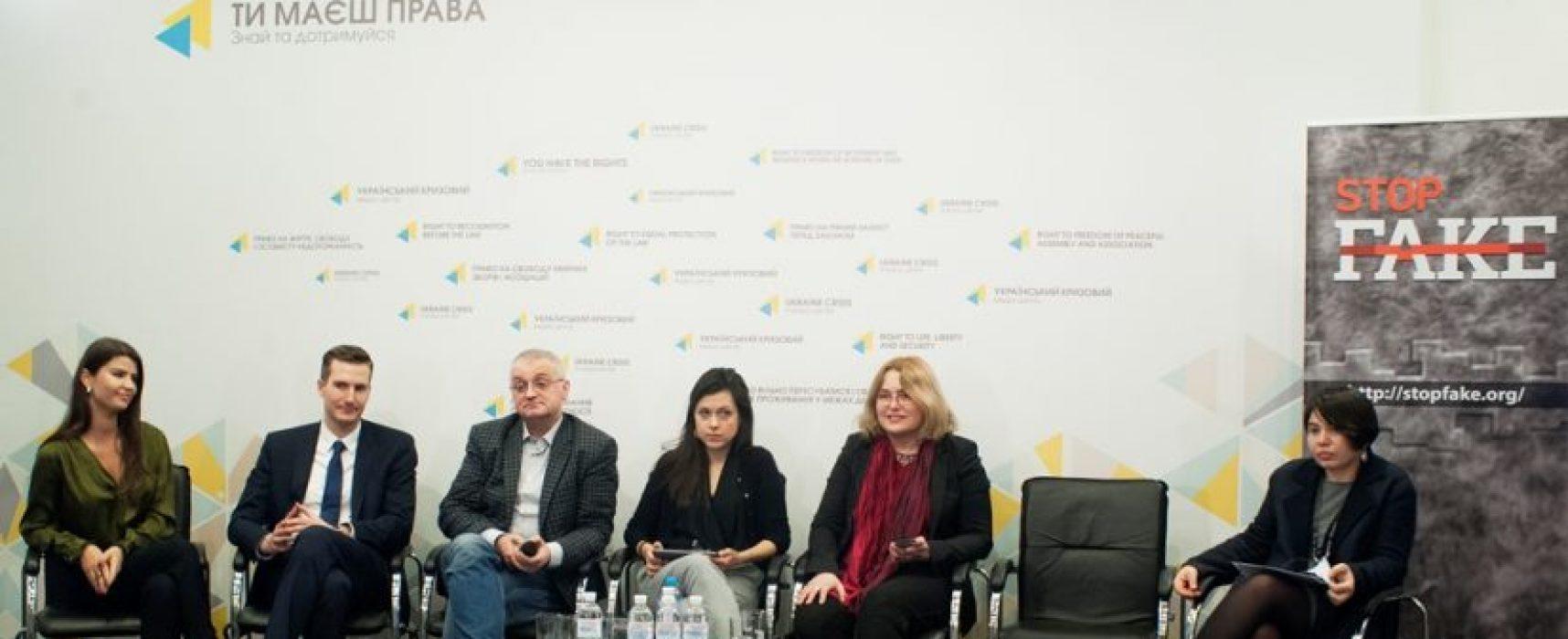 StopFake przedstawił wyniki monitoringu prokremlowskiej dezinformacji we wschodnioeuropejskich mediach