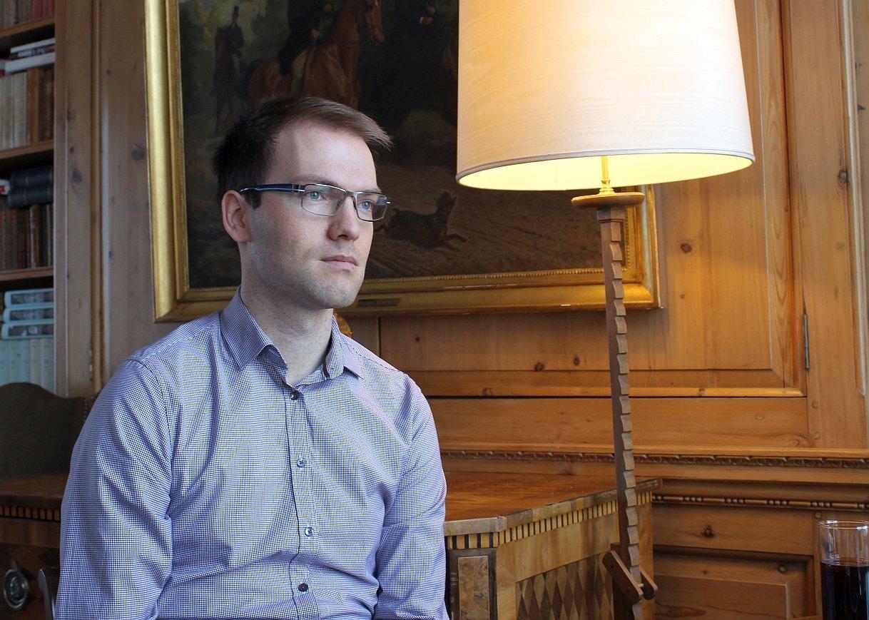 Julian Röpcke, Foto: StopFakeDE