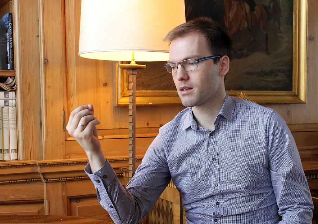 Julian Röpcke - Foto: StopFakeDE