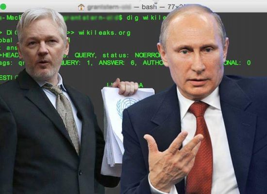 Wikileaks Switched To Russian Web Hosting During Election