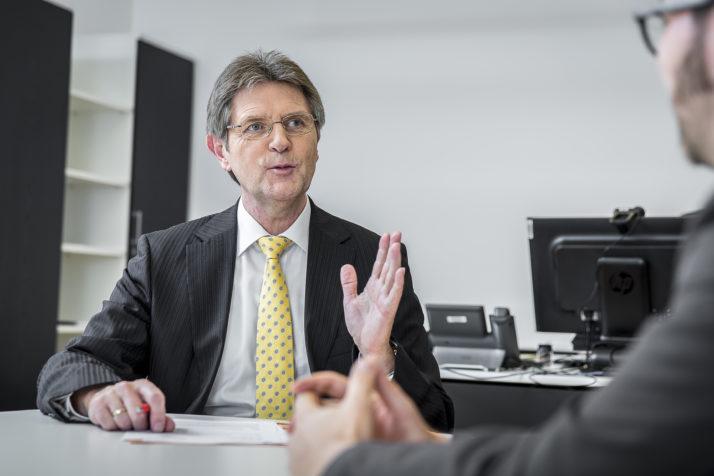 Bundesministerium des Innern und der IT-Beauftragte der Bundesregierung, Staatssekretär Klaus Vitt