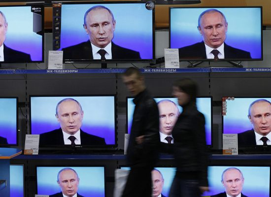 Here's Why You Should Worry About Russian Propaganda