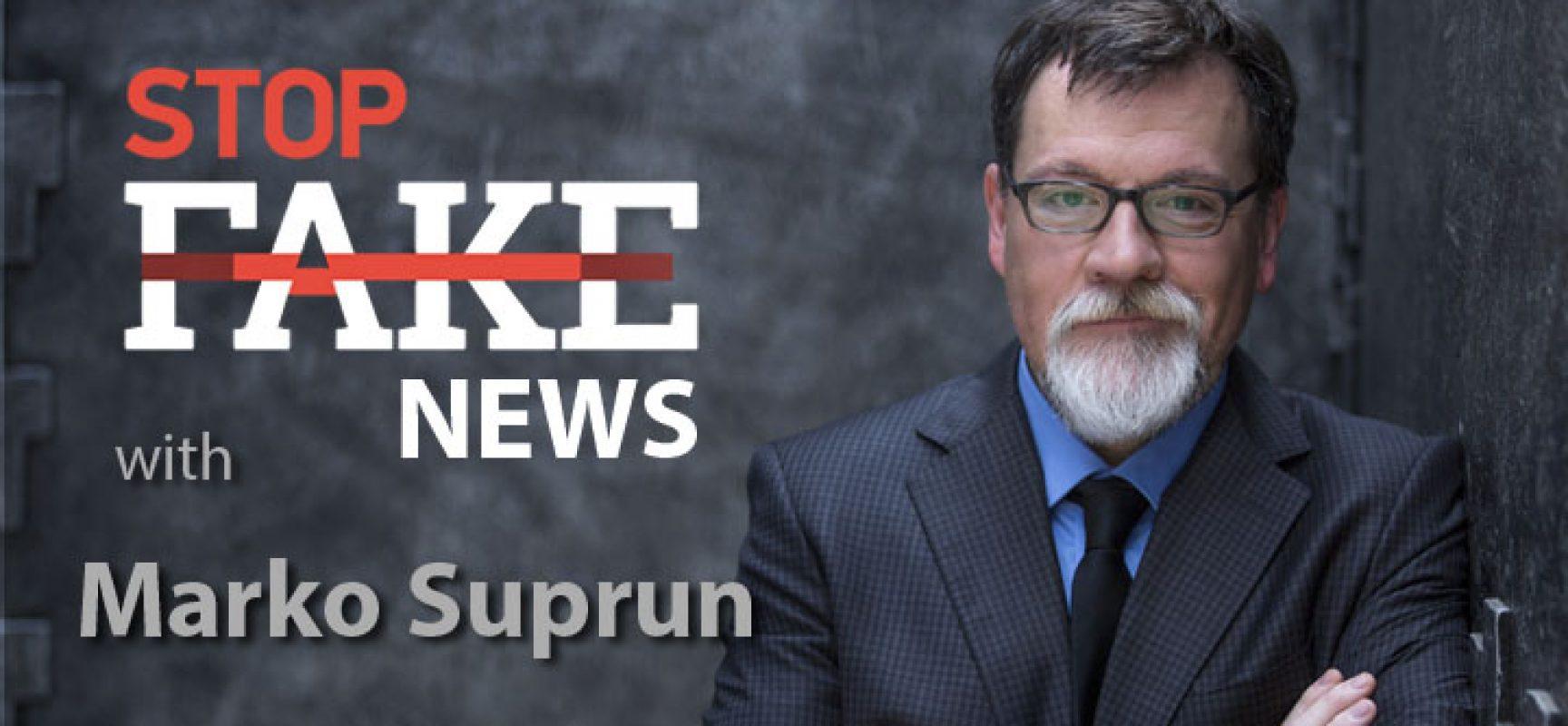 StopFakeNews #122 [ENG] with Marko Suprun